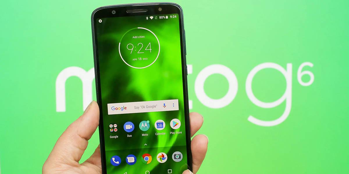 Descubre cómo actualizar un móvil Motorola (serie G)