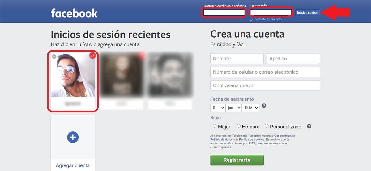Cómo cambiar a la nueva versión de Facebook en PC