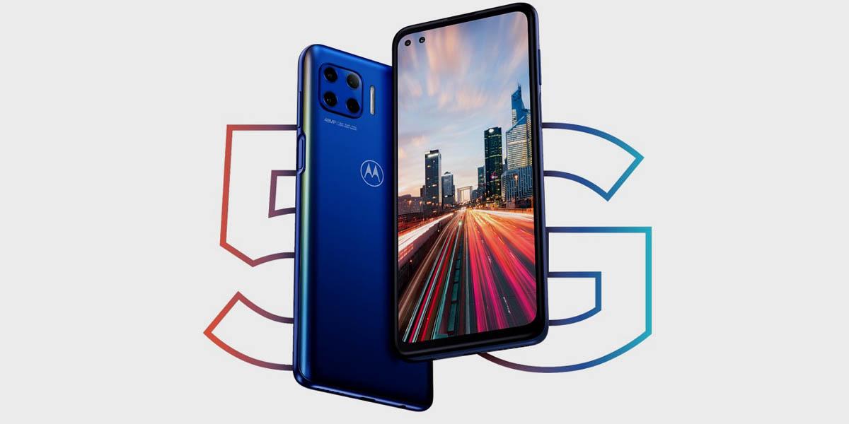 Motorola desvela las características y especificaciones del Moto G 5G Plus