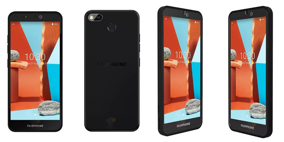 Nuevo Fairphone 3+: precio y especificaciones