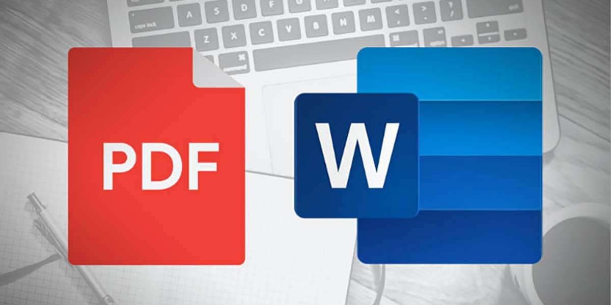 Cómo pasar un PDF a Word en Android