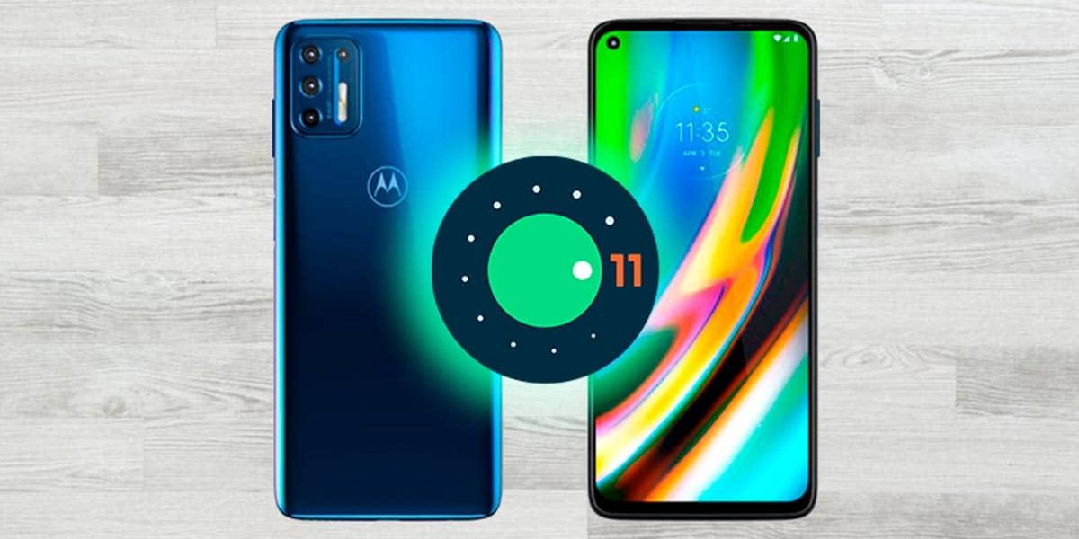Estos son los móviles Motorola que recibirán Android 11