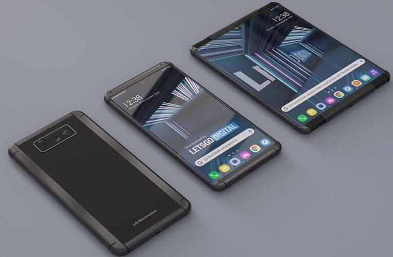 Filtran algunas de las características y el precio del primer móvil enrollable de LG