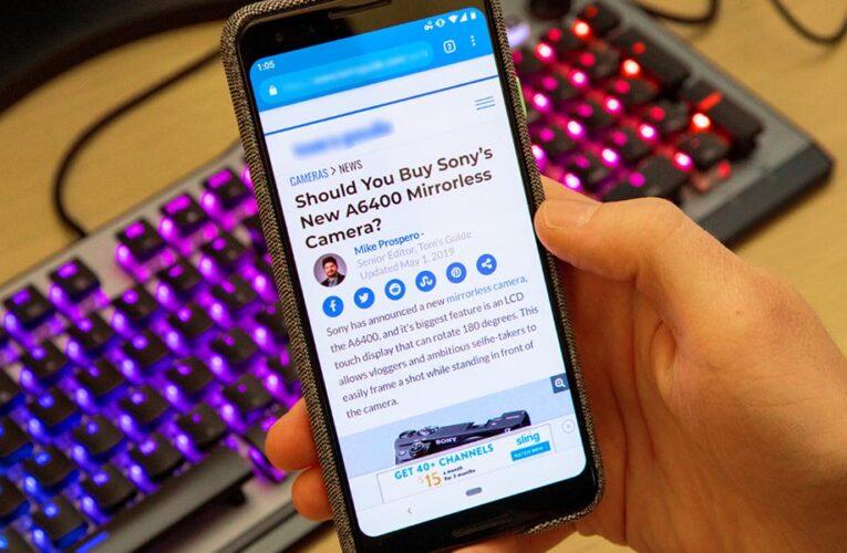 ¿Cómo cambiar el tamaño de la letra en los sitios web en Android?