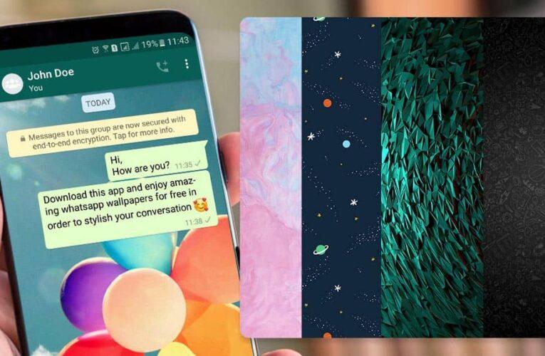 Descubre cómo cambiar el fondo de pantalla en WhatsApp