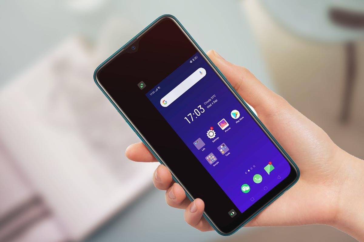 El modo a Una mano llegará a Android 12