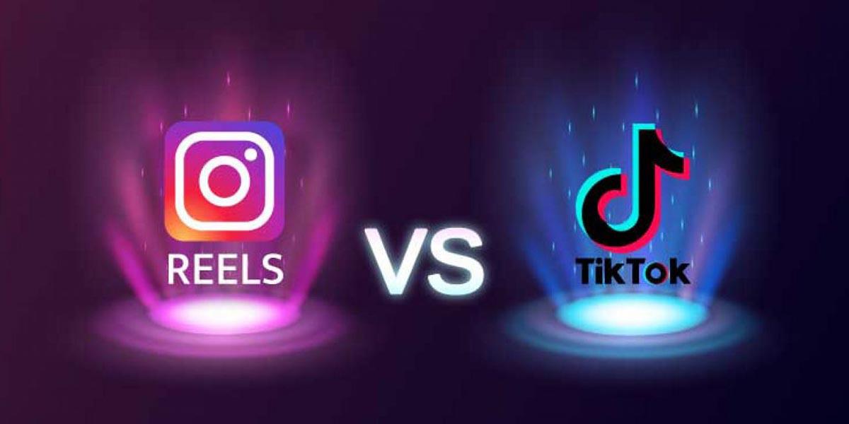Instagram reducirá el alcance de los Reels con marca de agua de TikTok