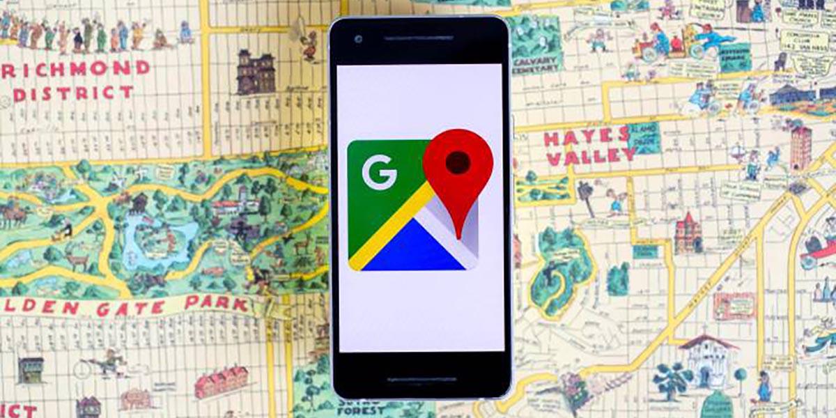 Google Maps permite publicar fotos y comentarios en Novedades