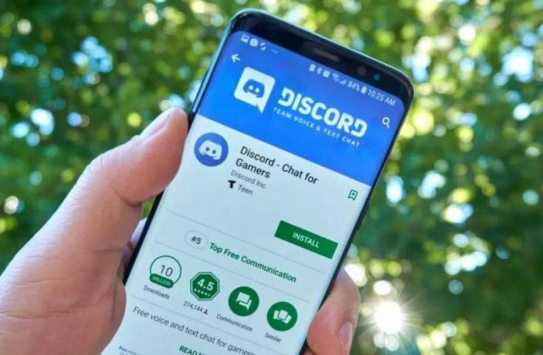 Descarga e instala Discord en tu móvil Android fácilmente