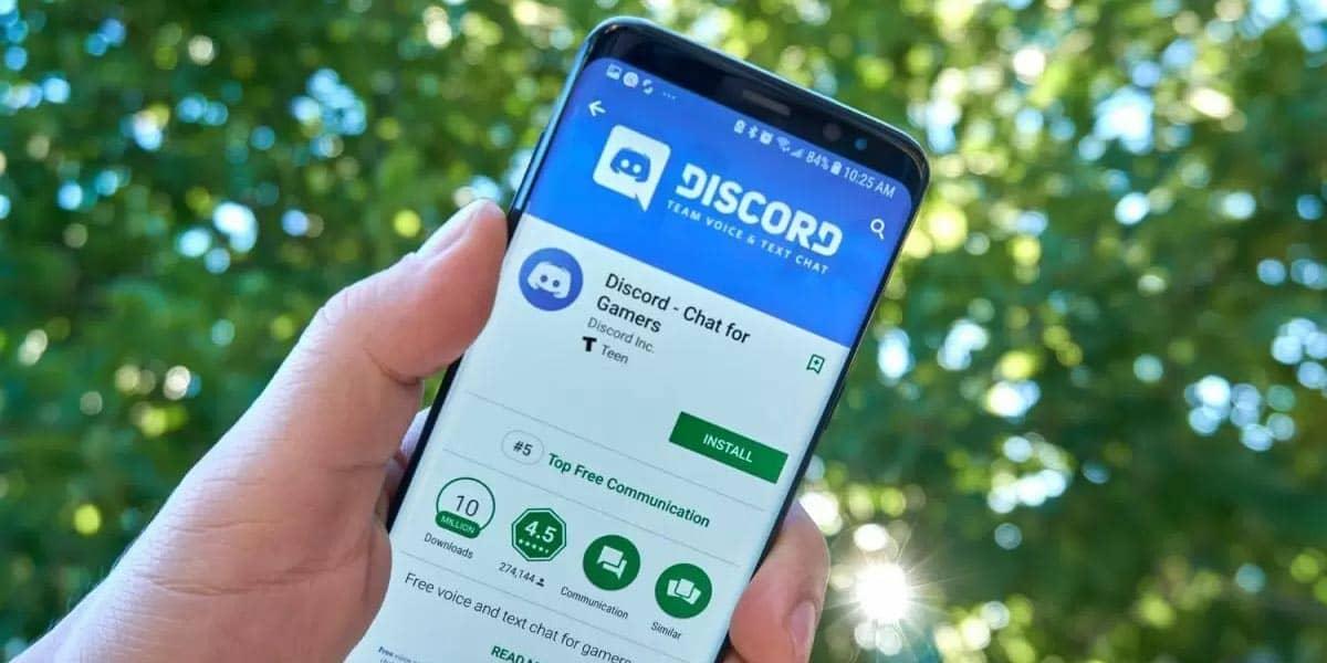 Descargar e instalar Discord Android