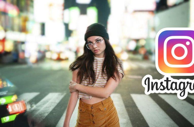 Este filtro te permite desenfocar el fondo de una foto en las historias de Instagram