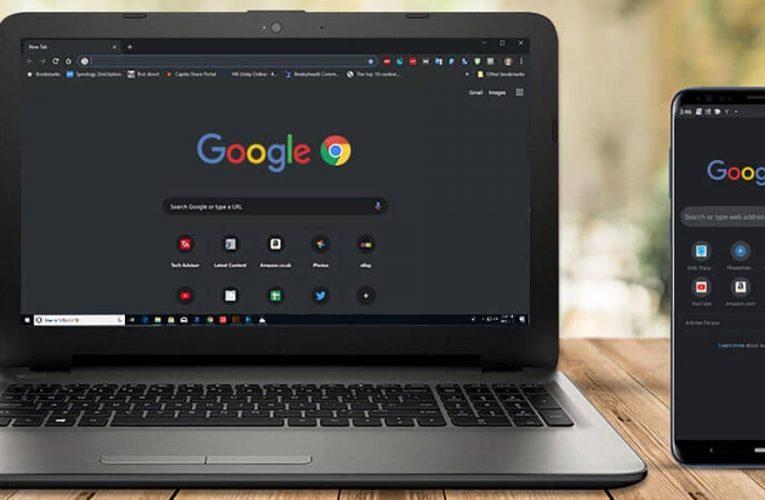 ¿Cómo activar el modo oscuro en Chrome para PC?