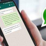 Cómo fijar un chat en WhatsApp