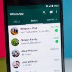 Desactivar el visto en WhatsApp Android