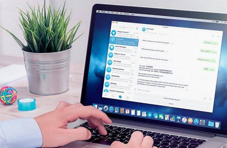 ¿Cómo descargar imágenes de Telegram Web en PC?