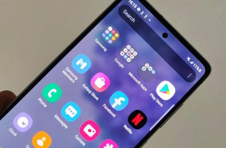 ¿Cómo mostrar el porcentaje de la batería en teléfonos Samsung?